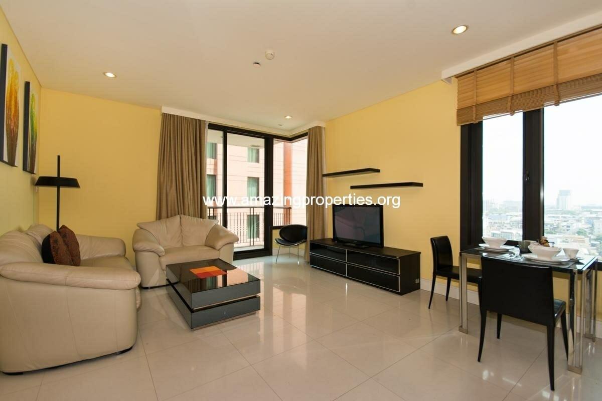 2 bedroom condo for rent in Aguston Condominium