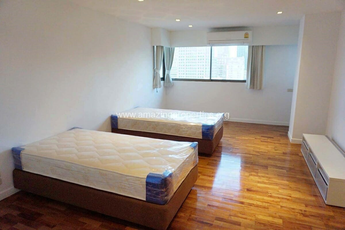 4 Bedroom Apartment For Rent In Asoke Amazing Properties