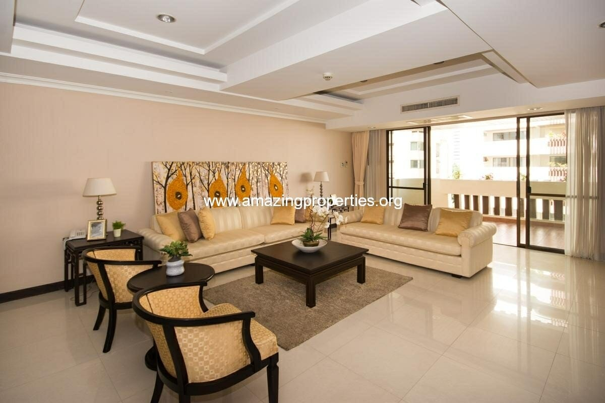 3 bedroom Apartment for rent in Hawaii Tower