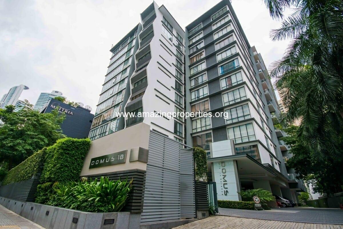 Domus Asoke Sukhumvit Condos for Rent Bangkok-1