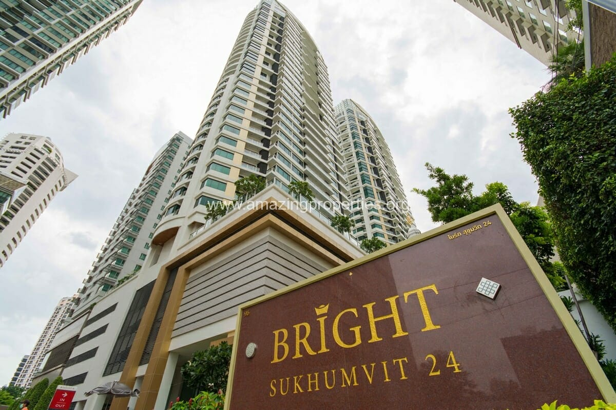 The Bright Sukhumvit 24 Phrom Phong
