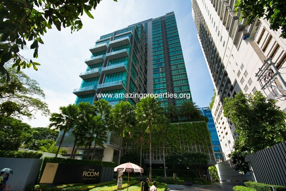 The Room Sukhumvit 21 Asoke Condos for Rent
