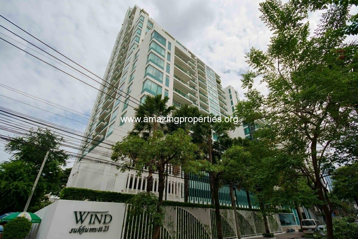 The Wind Sukhumvit 23 Asoke Condos for Rent Bangkok