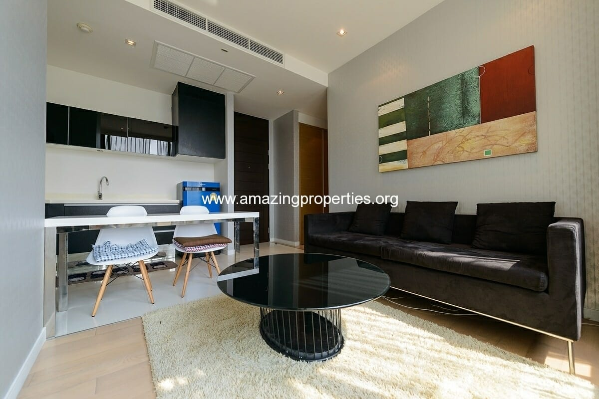 1 bedroom condo at Eight Thonglor Residence