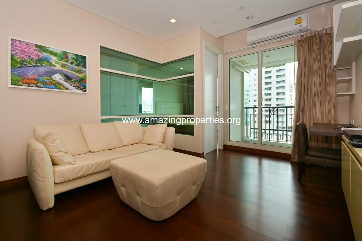 1 bedroom condo Ivy Thonglor