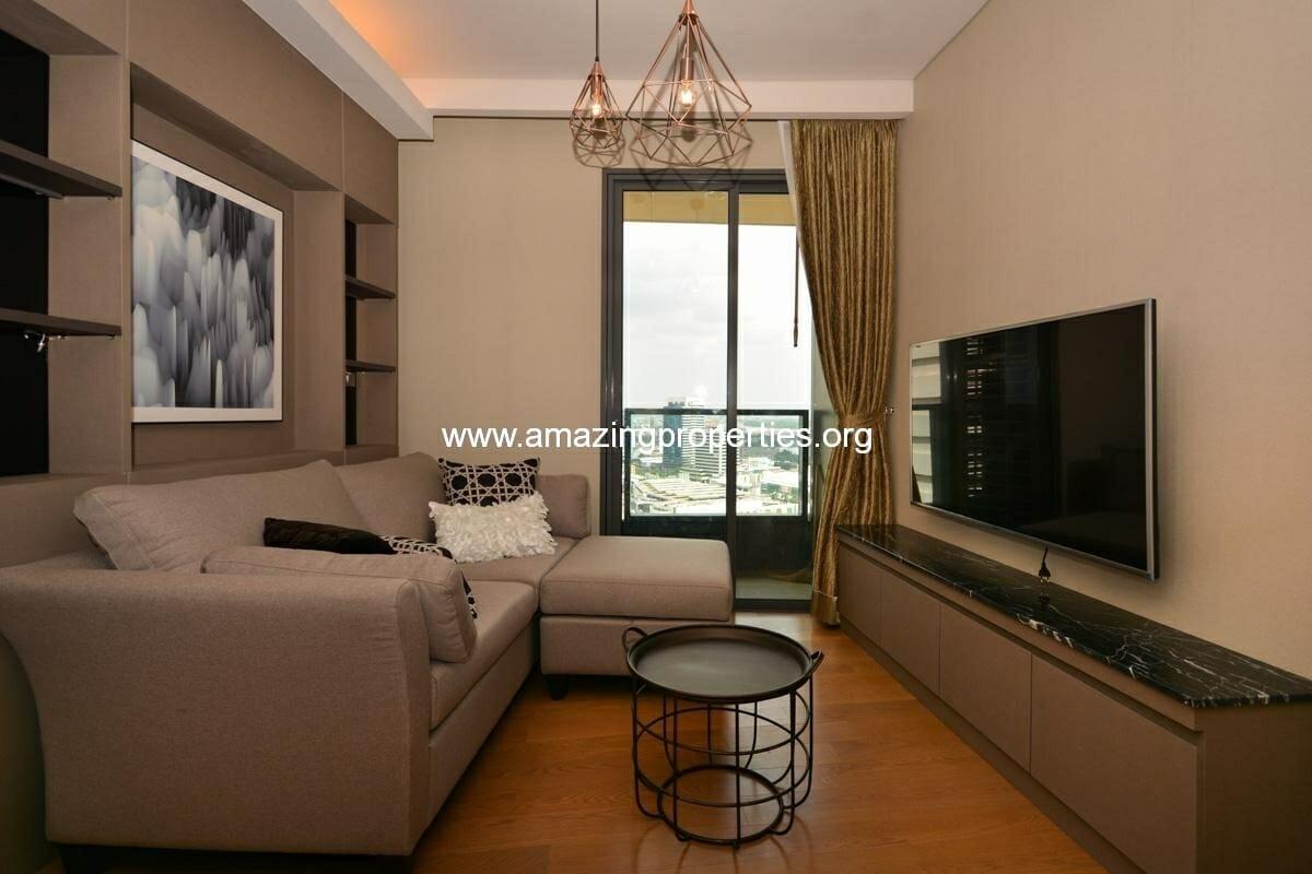 2 bedroom condo in The Lumpini 24