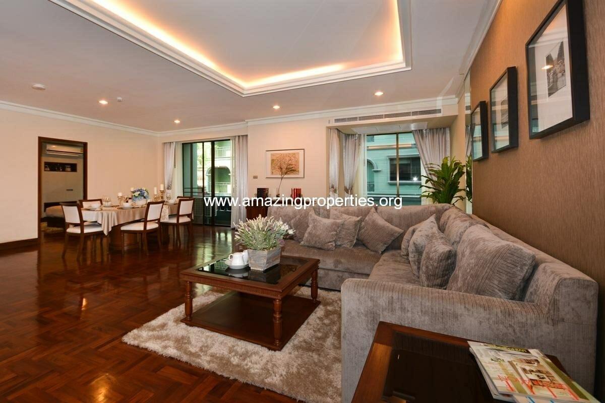 2 bedroom Apartment at Ploenruedee Residence