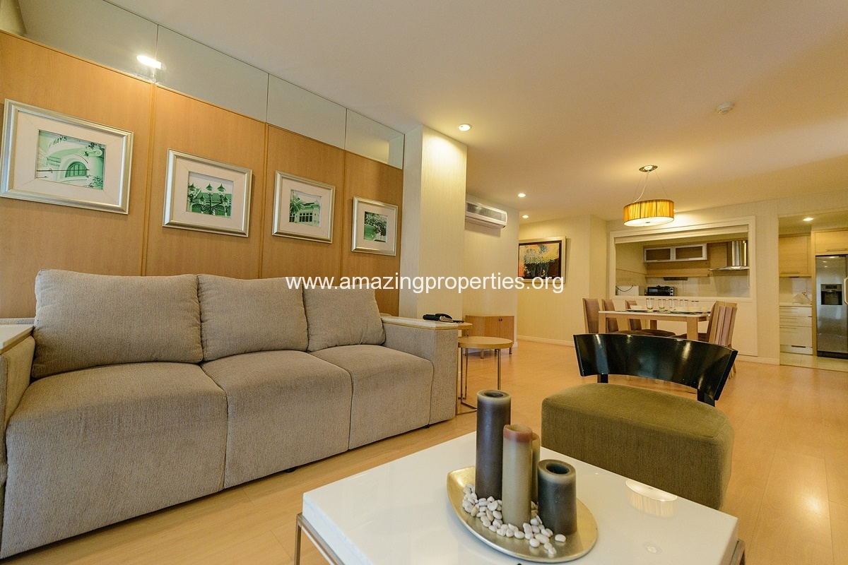 3 bedroom Condo in The Bangkok Sukhumvit 61