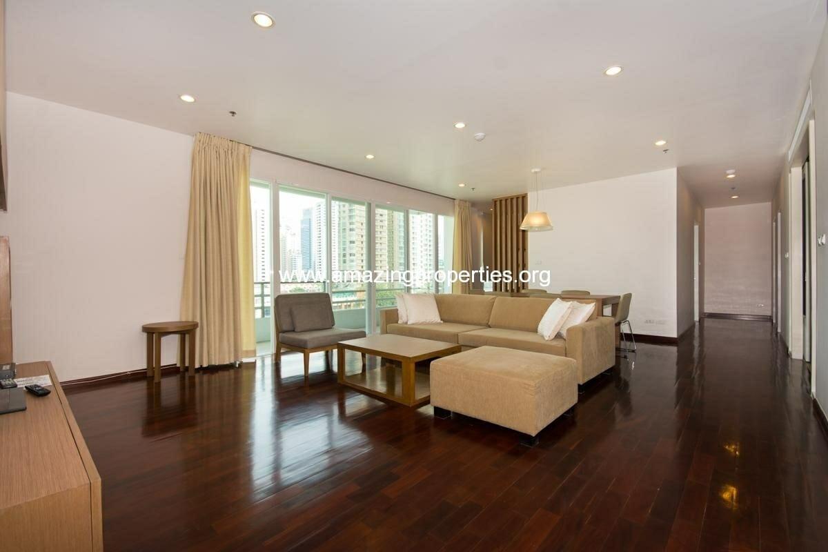 3 bedroom Apartment Phrom Phong