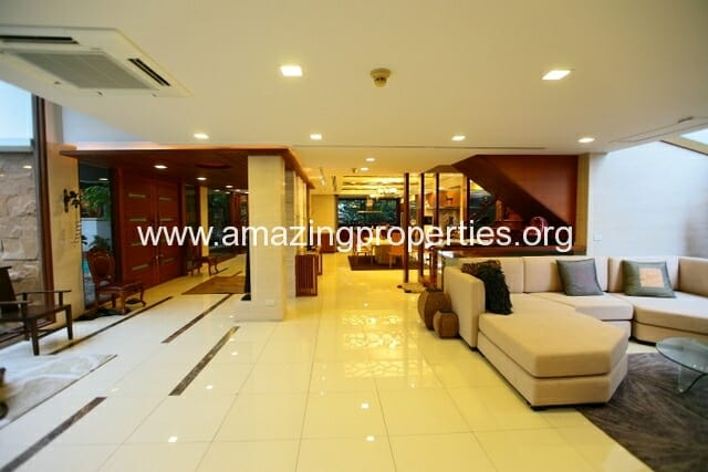4 Bedroom House Phrom Phong-25