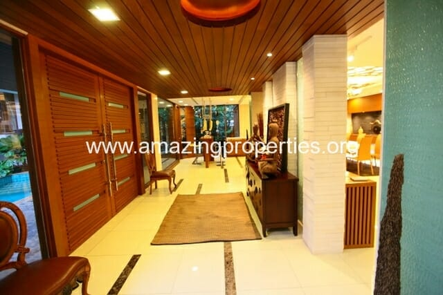 4 Bedroom House Phrom Phong-8