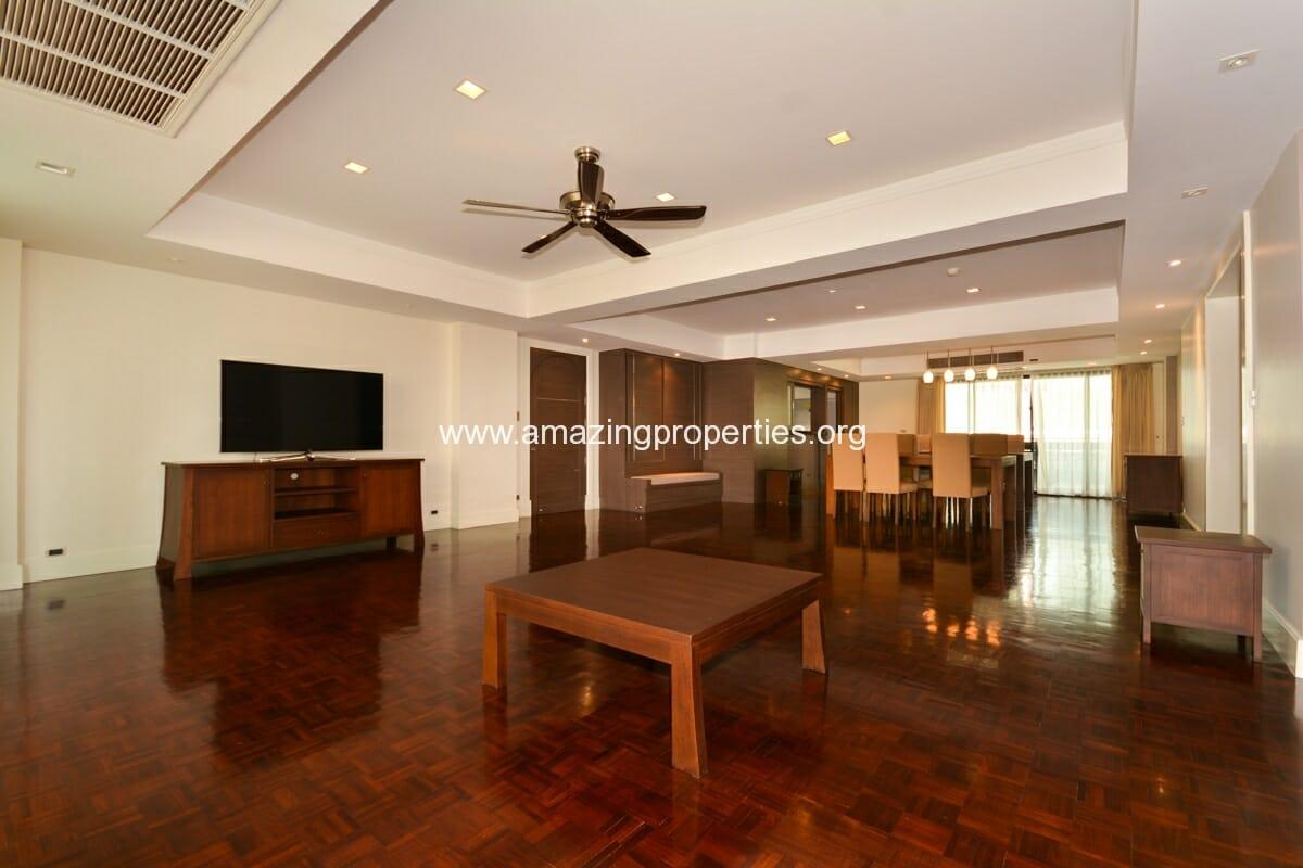 4 Bedroom Apartment For Rent At Phirom Garden Amazing Properties