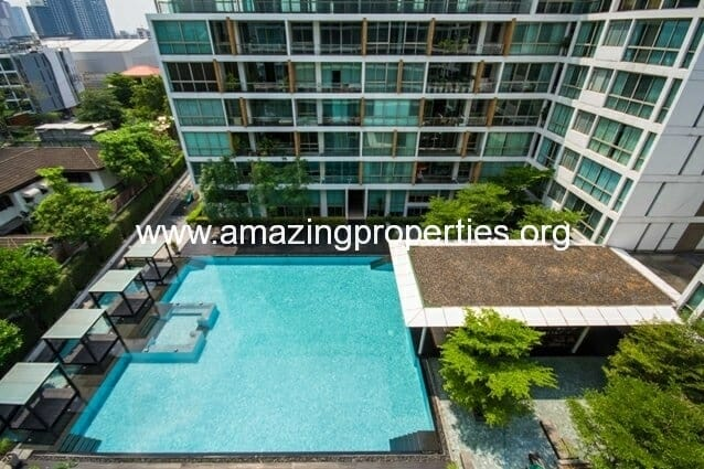 Ficus Lane Prakanong Condo for Rent Bangkok