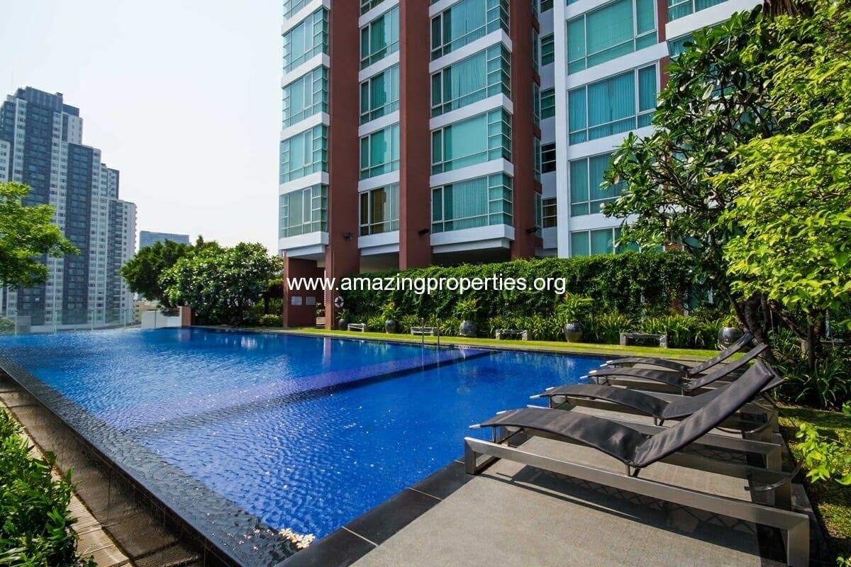 Fullerton Sukhumvit Ekkamai Condos for Rent Bangkok