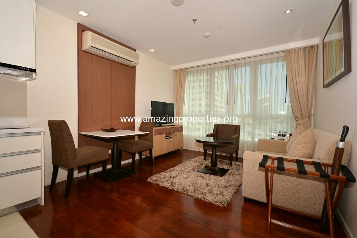 GM Serviced 1 bedroom Apartment
