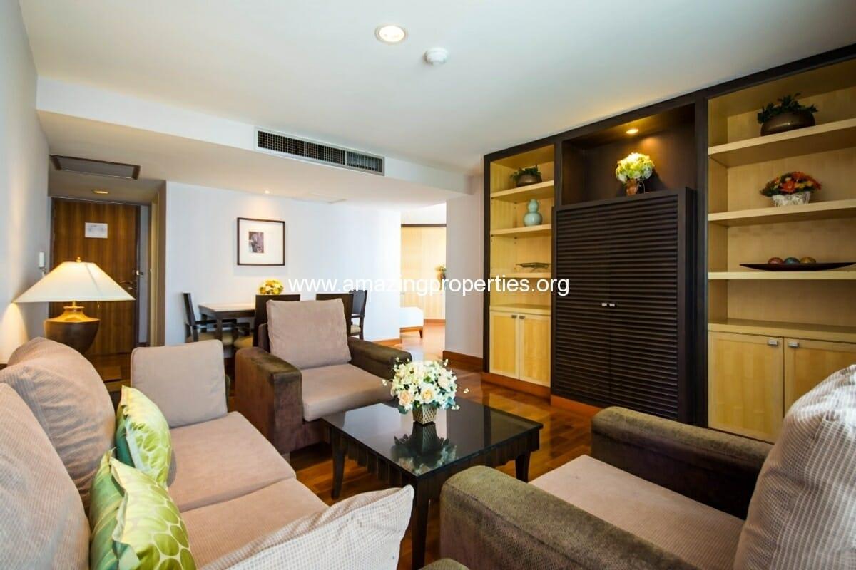 GardenGrove Suites 2 Bedroom Apartment Asoke-1