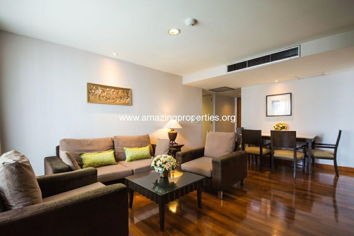 GardenGrove Suites 2 Bedroom Apartment Asoke-2
