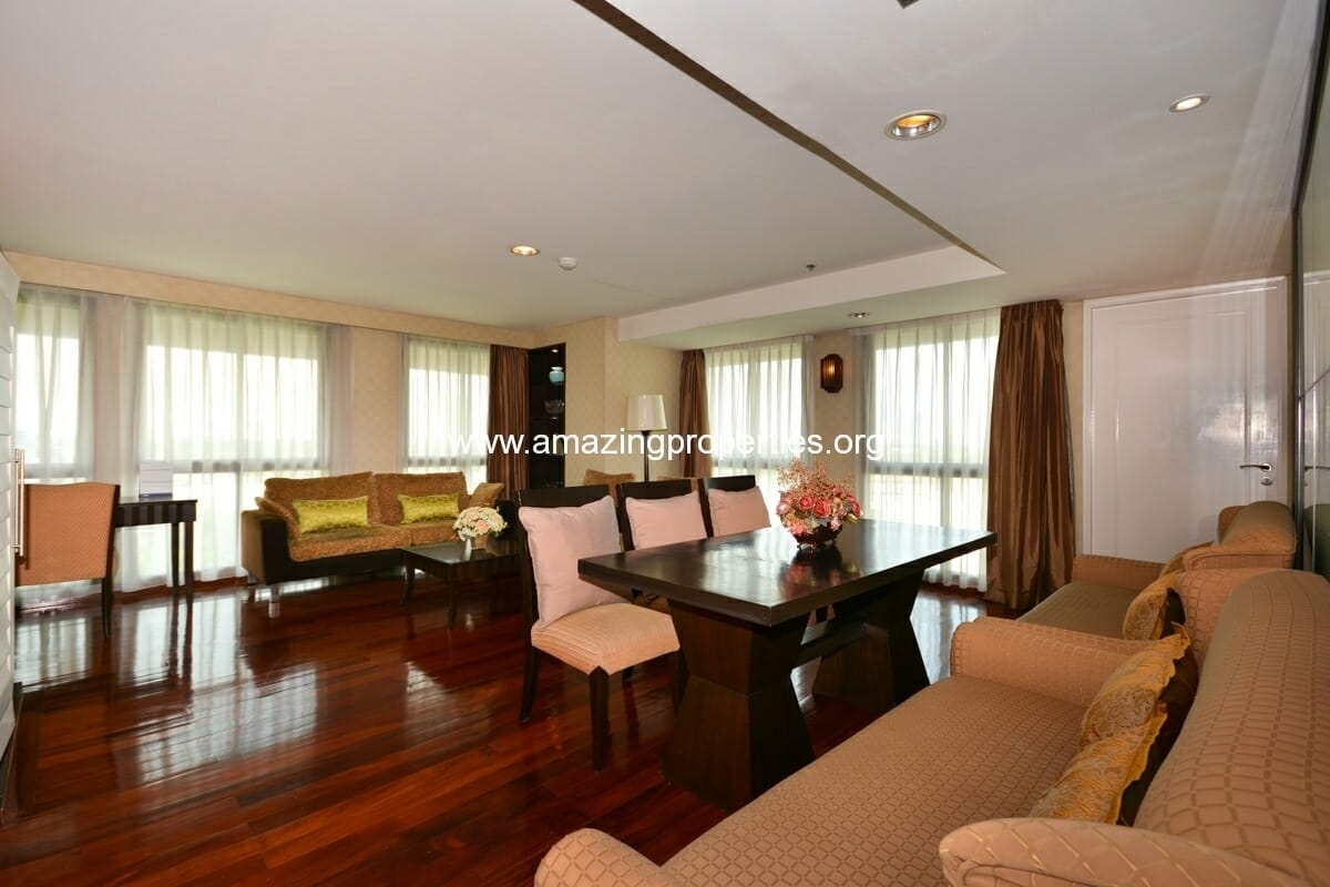 GardenGrove Suites 3 Bedroom Apartment Asoke