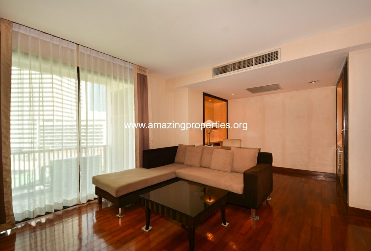 Gardengrove Suites Asoke 1 bedroom-1