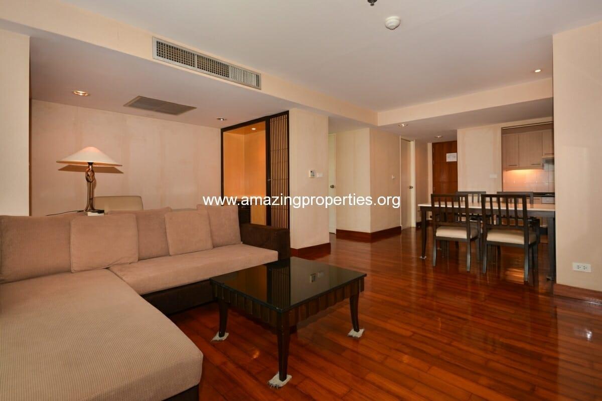 Gardengrove Suites Asoke 1 bedroom-2