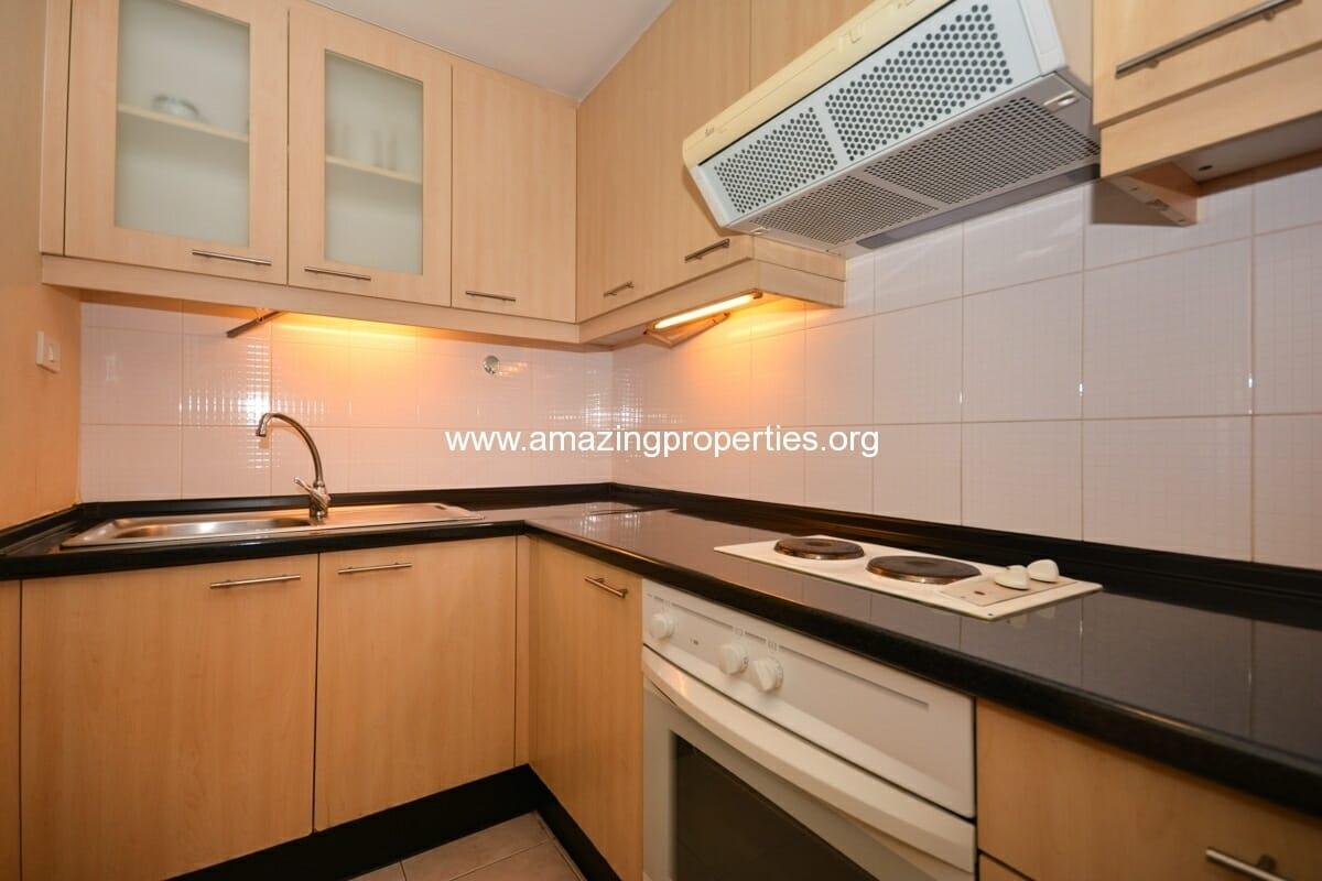 Gardengrove Suites Asoke 1 bedroom-4