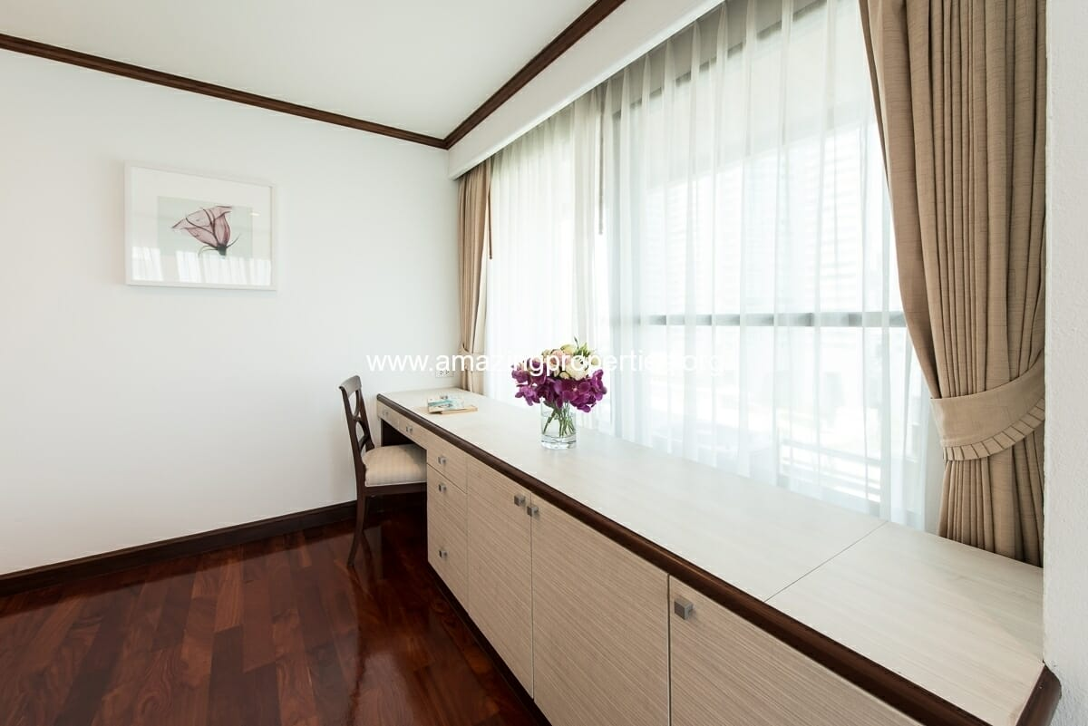 MayFair Garden 3+1 Bedroom Apartment-17