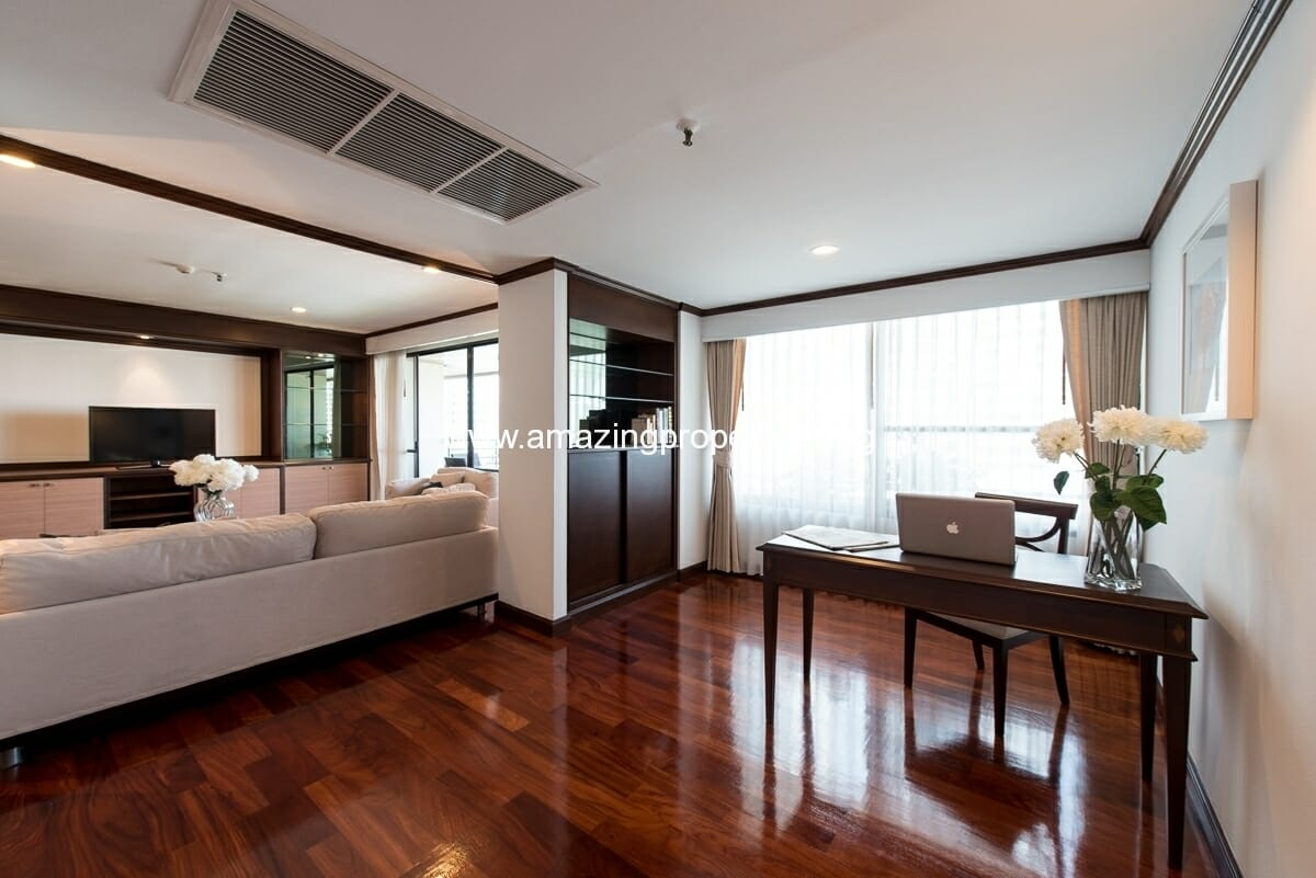 MayFair Garden 3+1 Bedroom Apartment-18