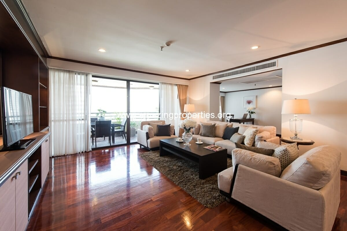 MayFair Garden 3+1 Bedroom Apartment-1