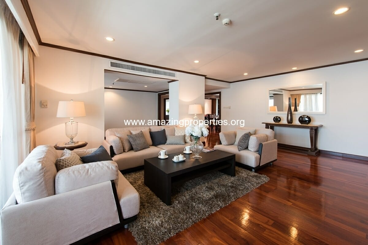 MayFair Garden 3+1 Bedroom Apartment-22