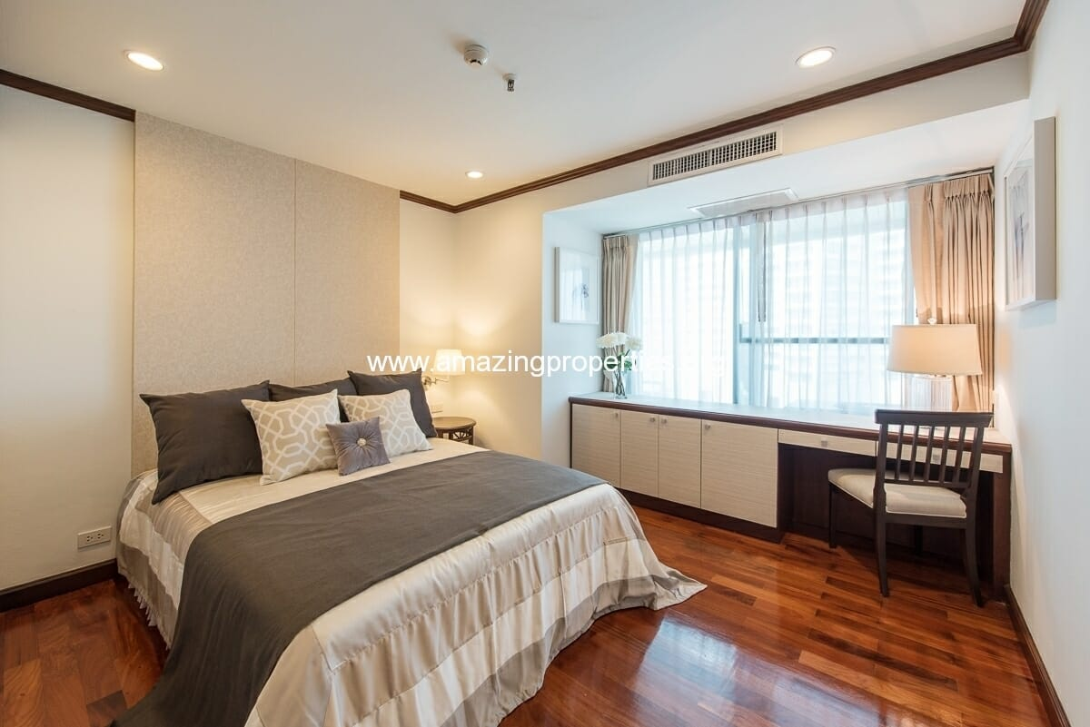 MayFair Garden 3+1 Bedroom Apartment-26