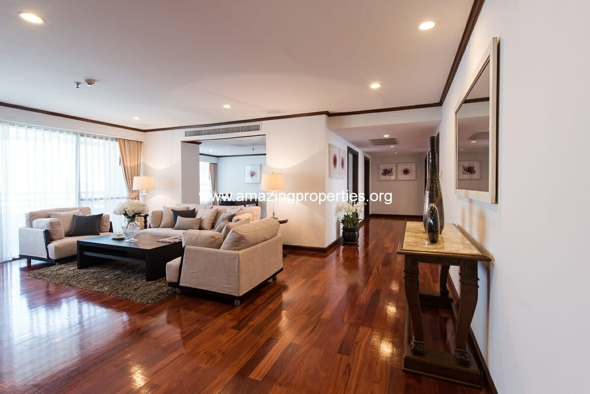 MayFair Garden 3+1 Bedroom Apartment-28