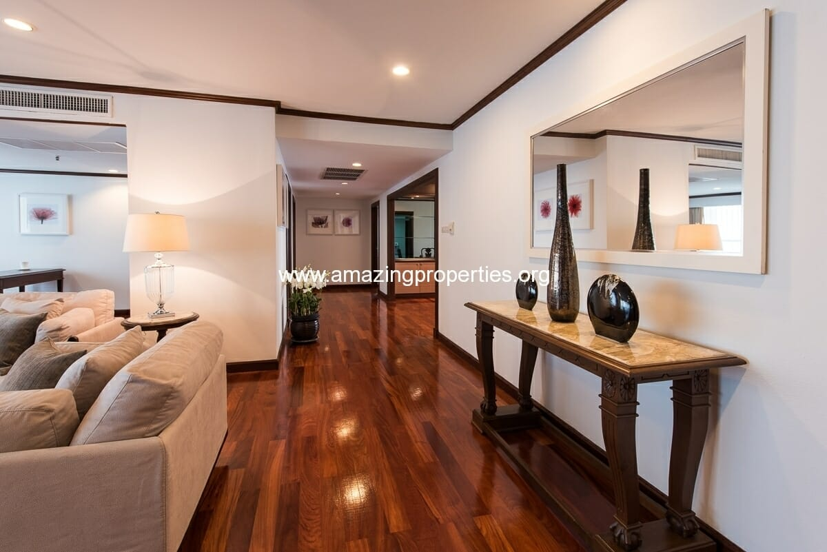 MayFair Garden 3+1 Bedroom Apartment-29