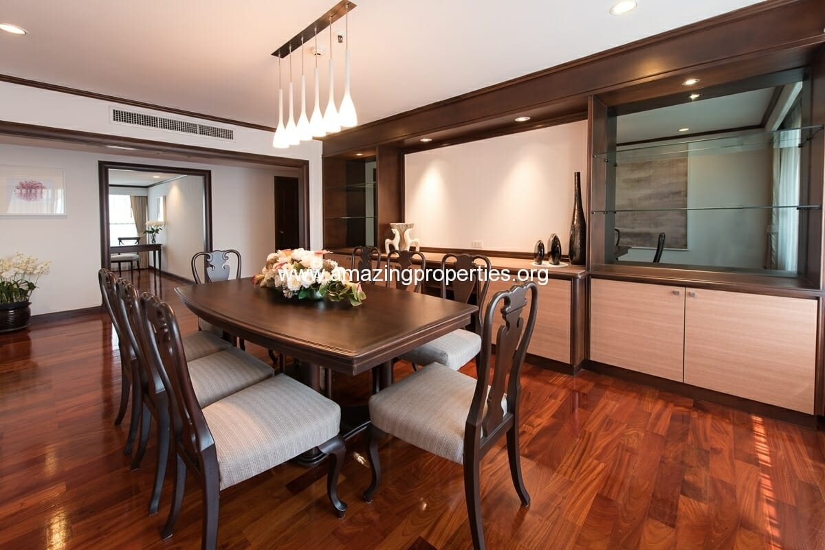 MayFair Garden 3+1 Bedroom Apartment-32
