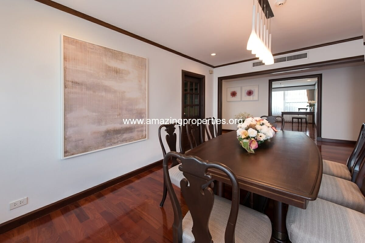 MayFair Garden 3+1 Bedroom Apartment-33