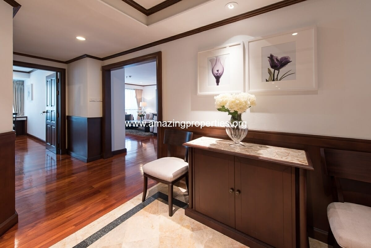 MayFair Garden 3+1 Bedroom Apartment-39