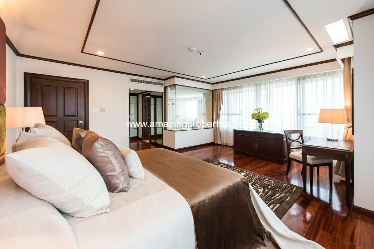 MayFair Garden 3+1 Bedroom Apartment-6