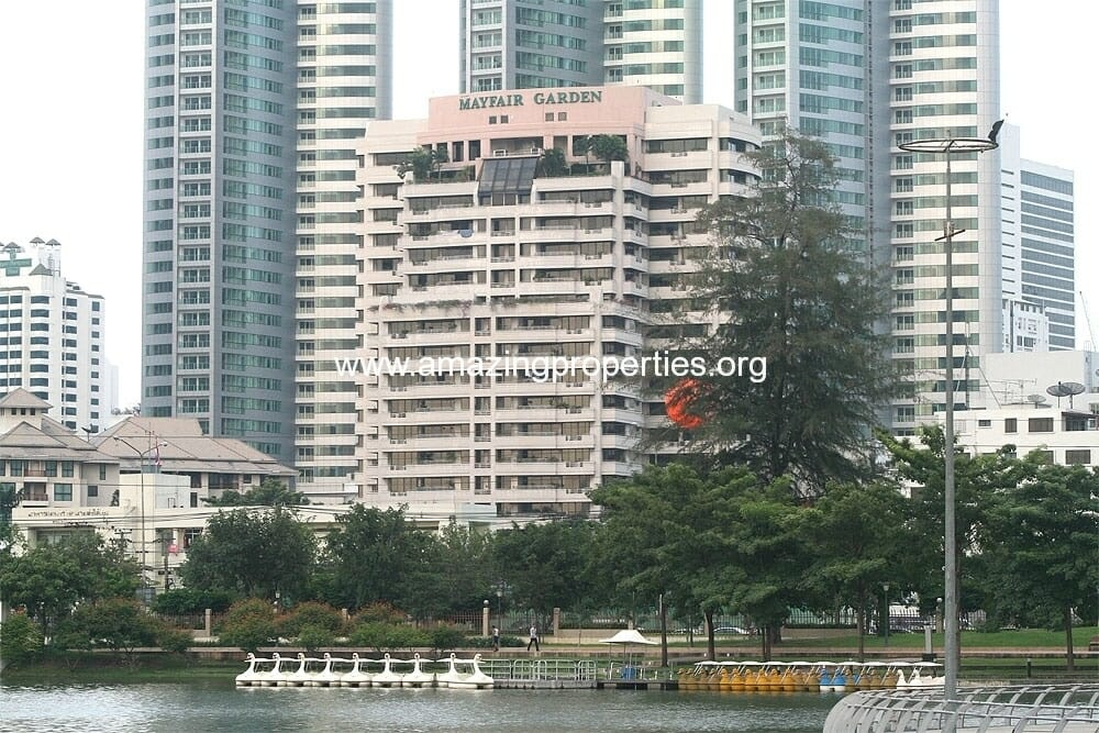 Mayfair Garden Apartment Asoke-1