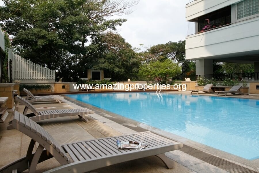 Mayfair Garden Apartment Asoke-7