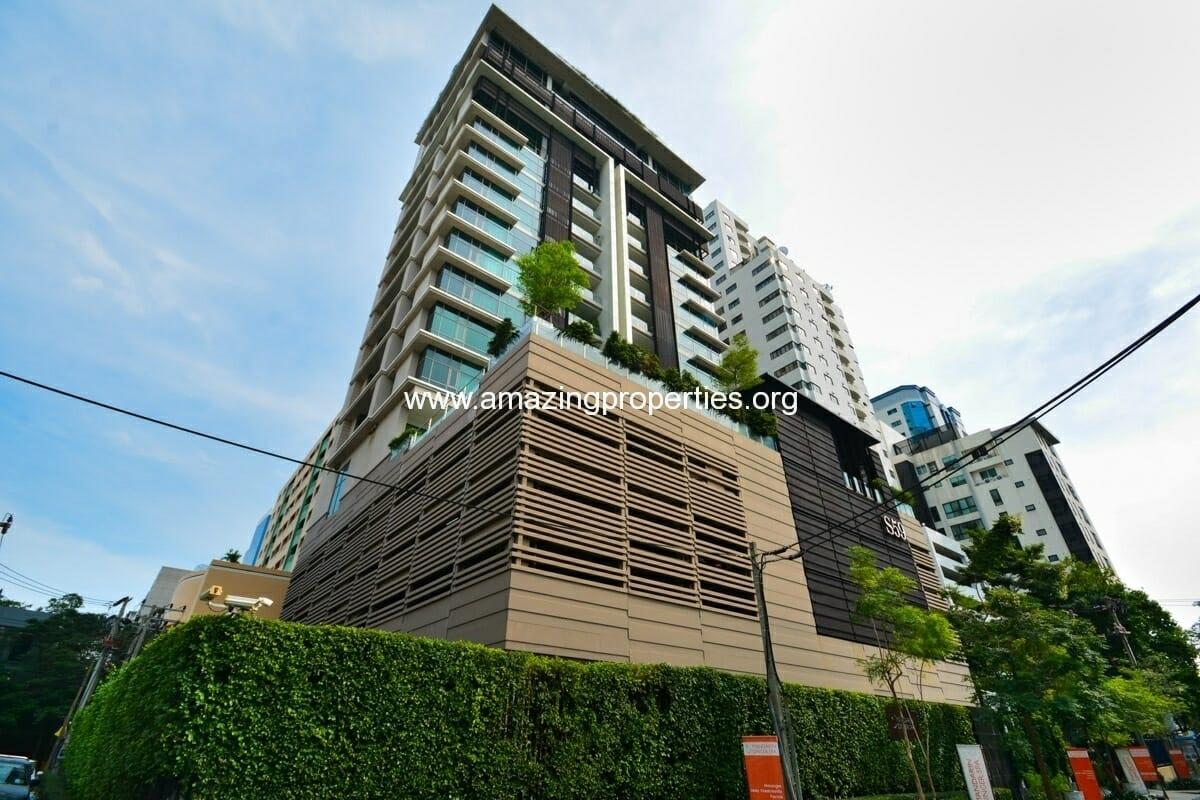 S 59 Executive Apartment Thonglor