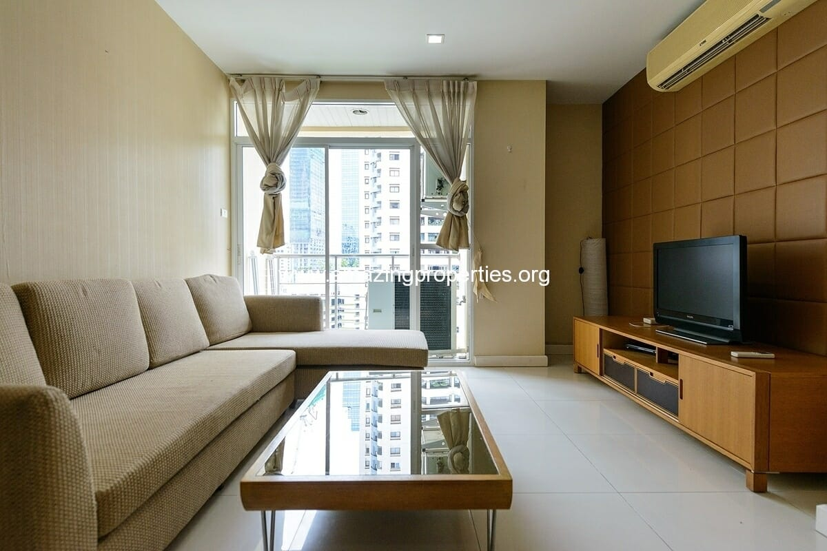 Sukhumvit city Resort 1 bedroom for Rent Nana