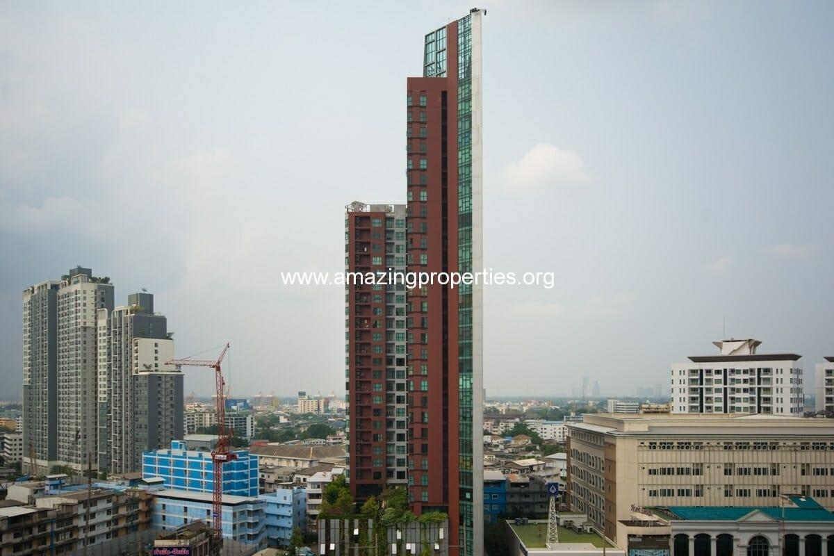 Wyne by Sansiri Prakanong Condos for Rent Bangkok