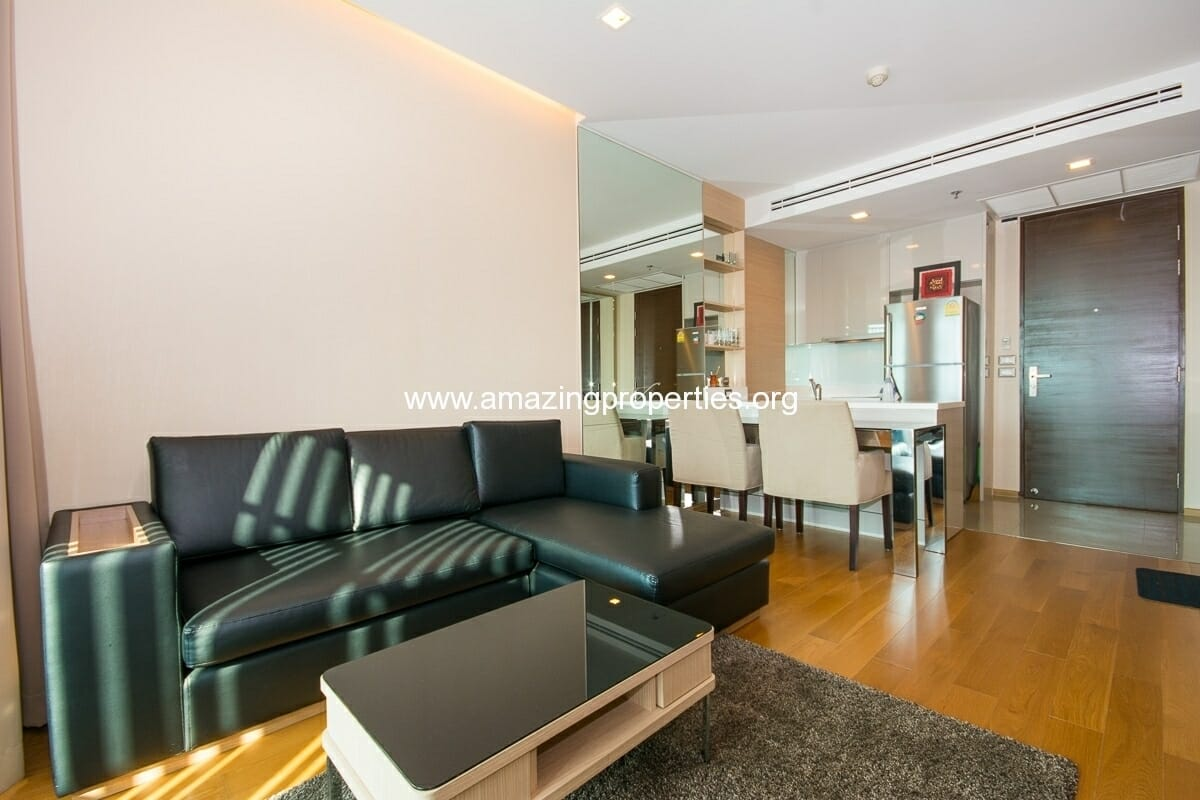1 bedroom Condo for Rent in The Address Asoke