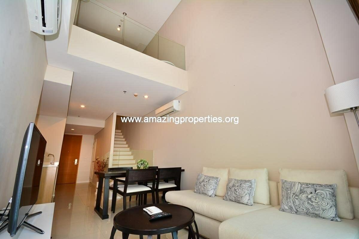 Rent Duplex Condo Villa Asoke