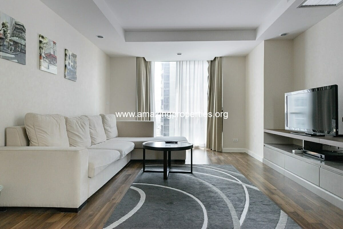 2 bedroom condo in The Rajdamri