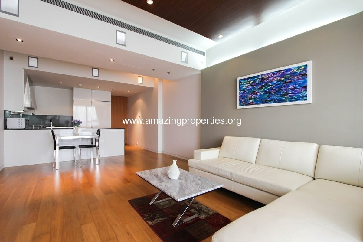 2 bedroom The Met Sathorn-3