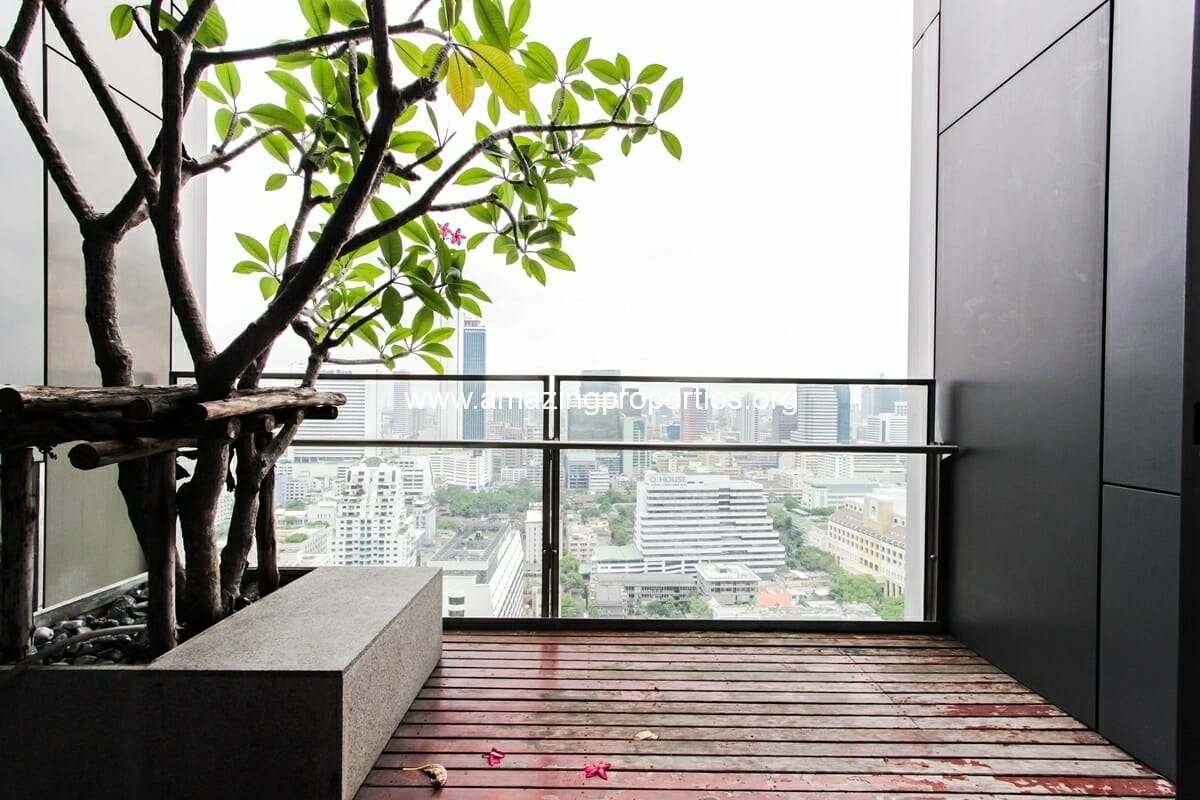 2 bedroom The Met Sathorn-8