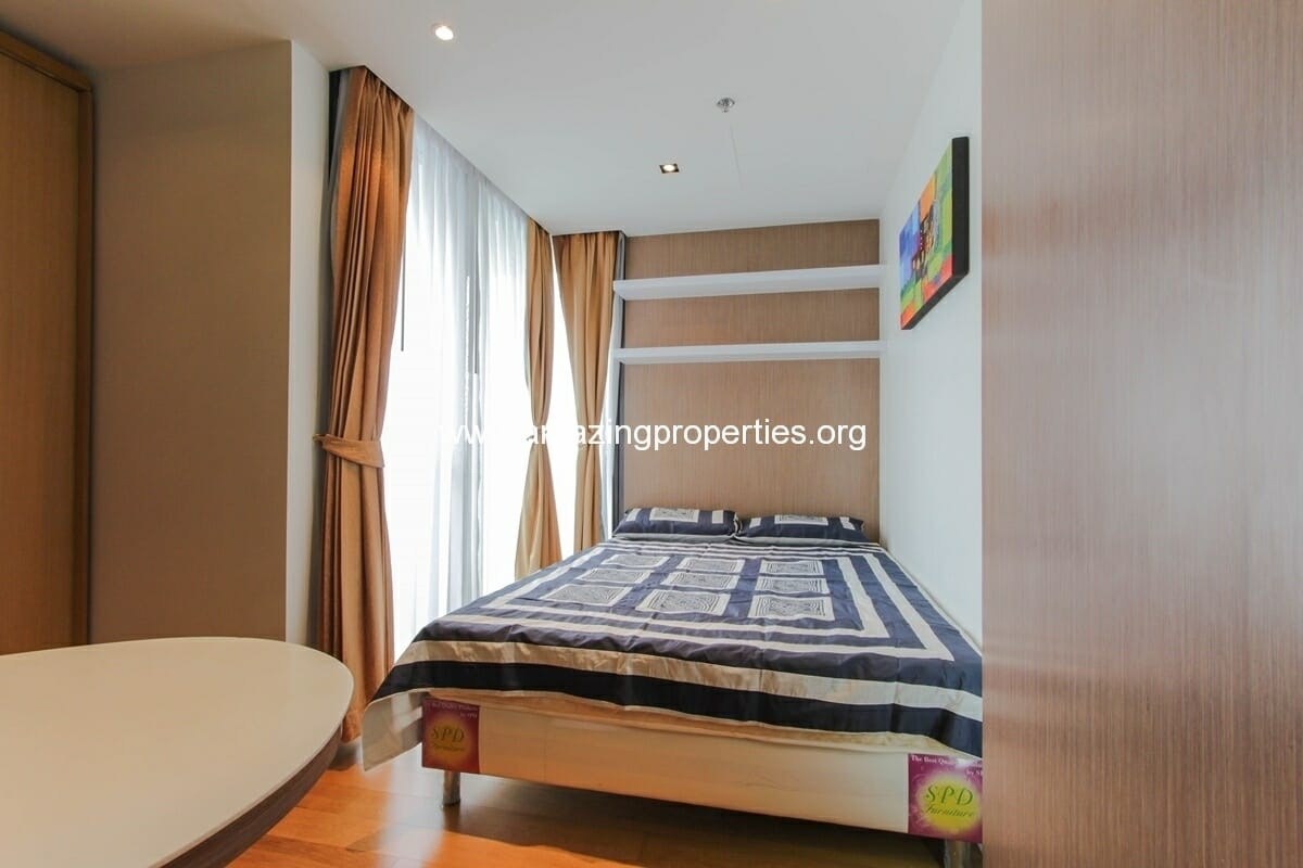 2 bedroom The Met Sathorn-9