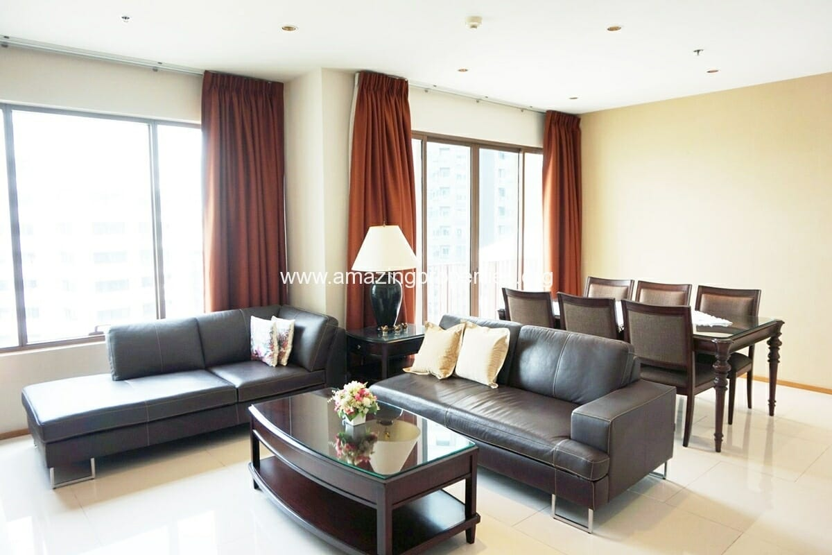 2 bedroom condo Emporio Place