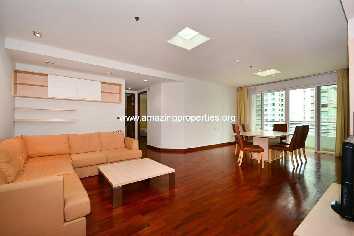 2 bedroom apartment in The Residence Sukhumvit 24