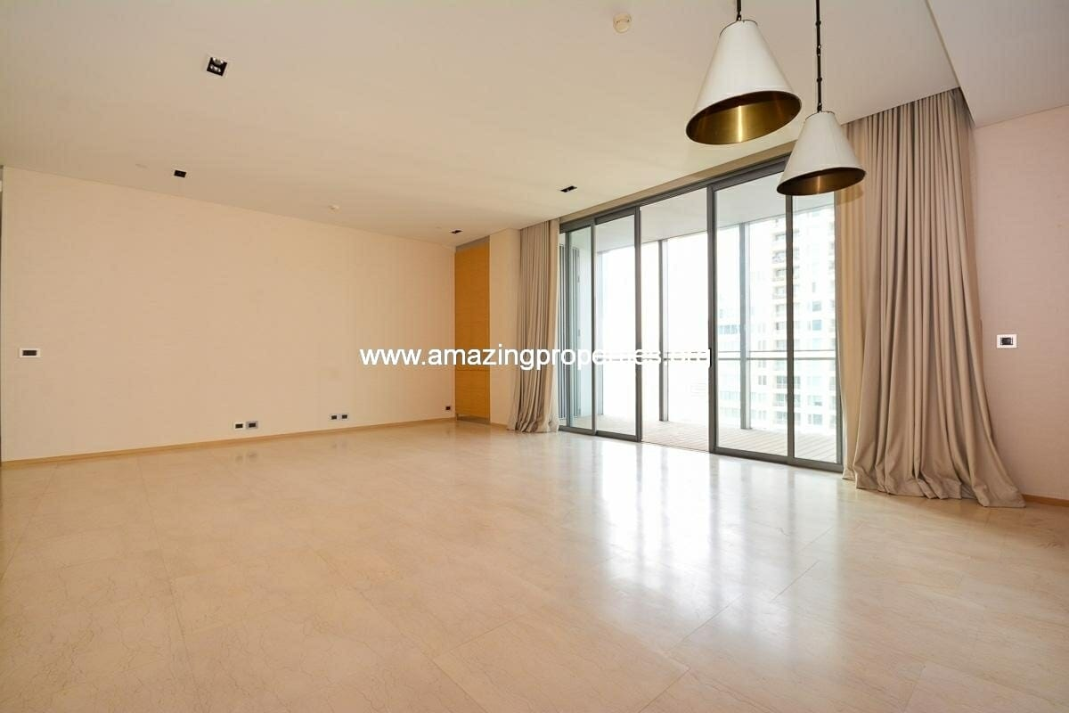 Saladeang Residences 3 bedroom condo for Sale in Silom